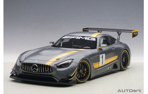 Bild 10 - Mercedes Benz AMG GT3 Presentation Car