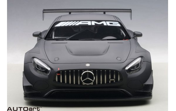 Bild 4 - Mercedes Benz AMG GT3 Plain Body Version