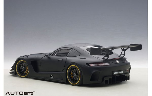 Bild 9 - Mercedes Benz AMG GT3 Plain Body Version