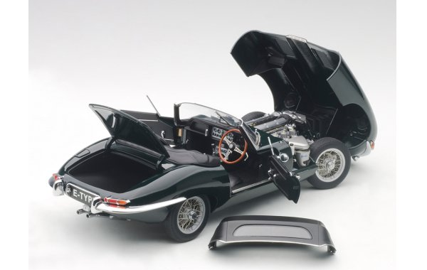 Bild 8 - Jaguar E-Type Roadster Serie 1