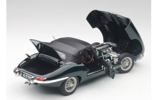 Bild 11 - Jaguar E-Type Roadster Serie 1