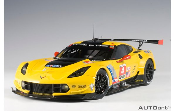 Bild 5 - Chevrolet Corvette C7R LIME ROCK 2016