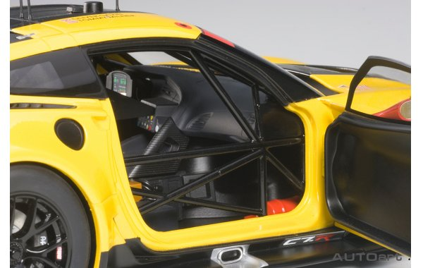 Bild 10 - Chevrolet Corvette C7R LIME ROCK 2016