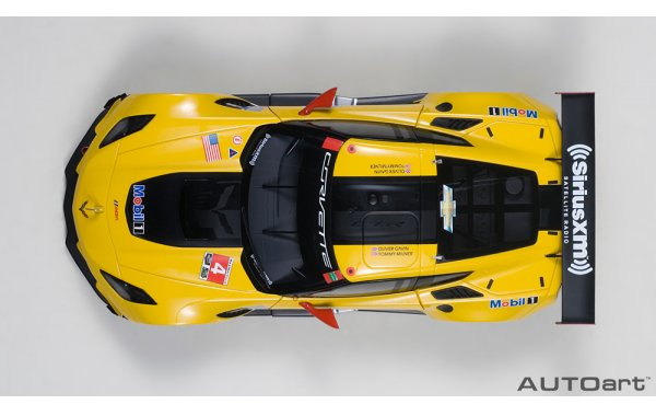 Bild 12 - Chevrolet Corvette C7R LIME ROCK 2016