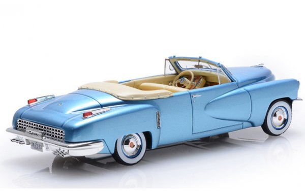 Bild 2 - Tucker Torpedo Convertible Top Down