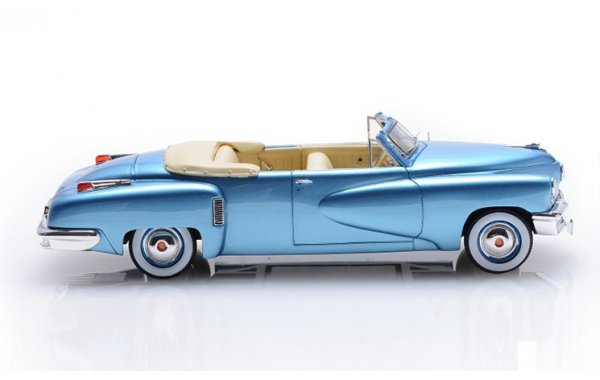Bild 5 - Tucker Torpedo Convertible Top Down
