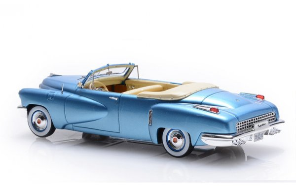 Bild 6 - Tucker Torpedo Convertible Top Down