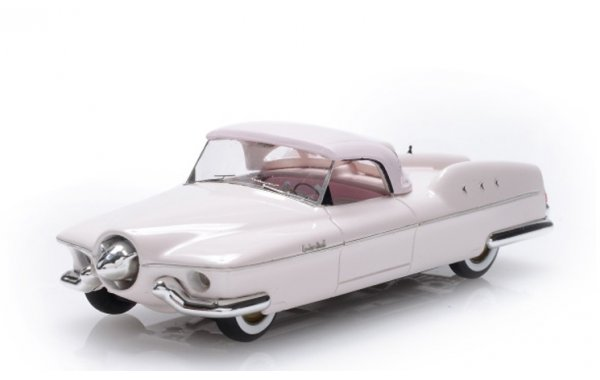 Bild 5 - Studebaker Manta Ray 1953 Top Down