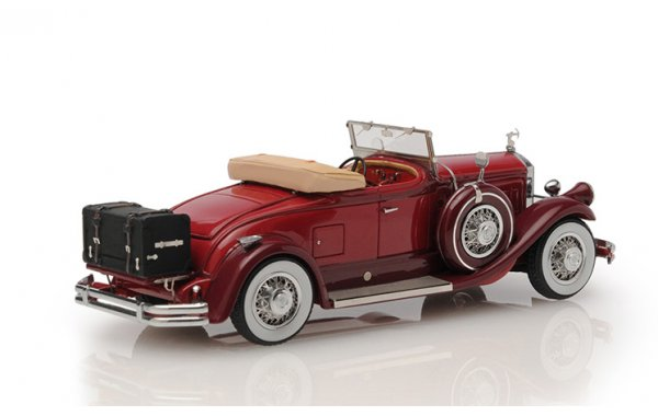 Bild 5 - Pierce Arrow 1930 Model B Roadster