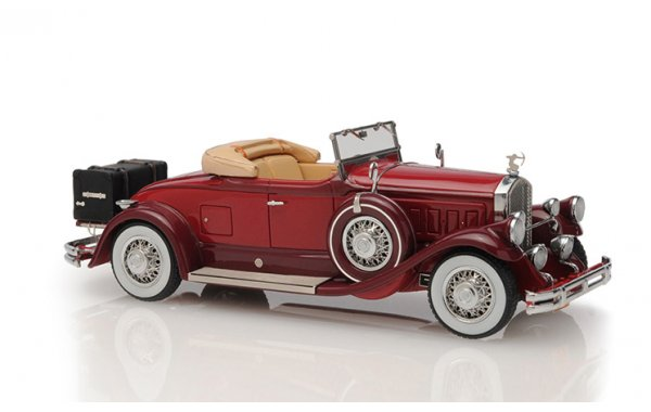 Bild 6 - Pierce Arrow 1930 Model B Roadster