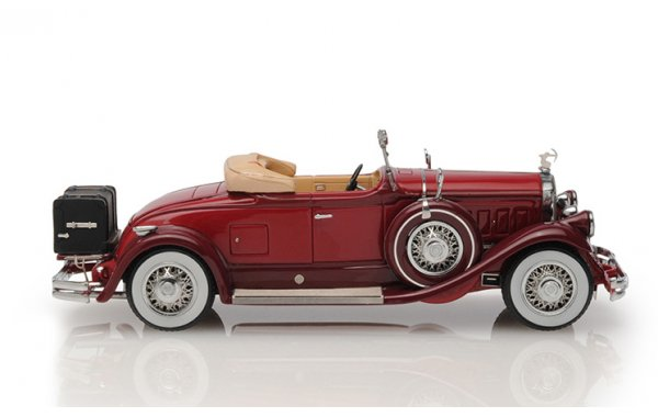 Bild 7 - Pierce Arrow 1930 Model B Roadster