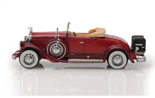 Bild 8 - Pierce Arrow 1930 Model B Roadster