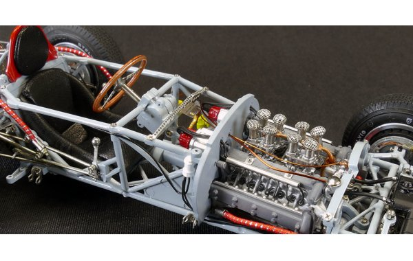 Bild 2 - Lancia D50 Rolling Chassis 1955