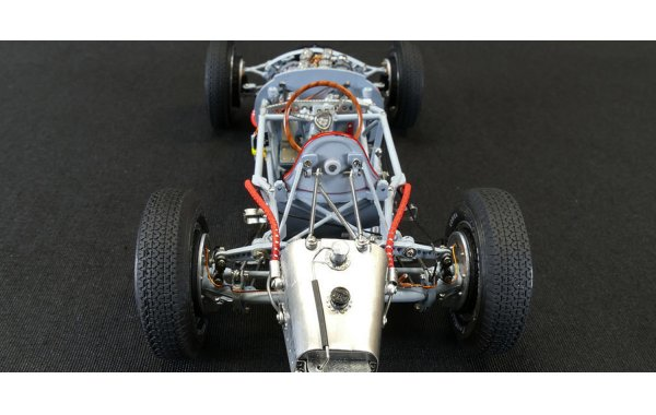 Bild 5 - Lancia D50 Rolling Chassis 1955