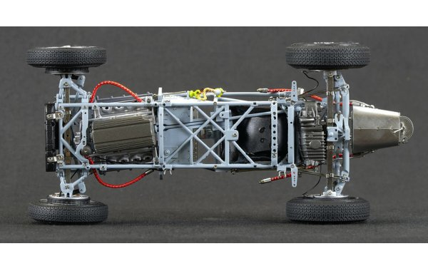 Bild 6 - Lancia D50 Rolling Chassis 1955