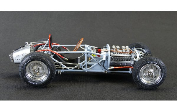 Bild 7 - Lancia D50 Rolling Chassis 1955