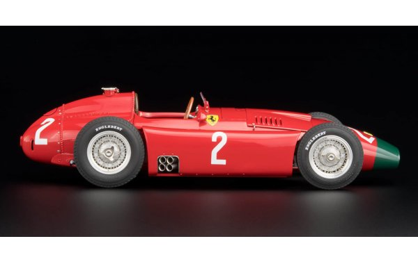 Bild 2 - Ferrari D50 Long Nose 1956 GP Deutschland Collins