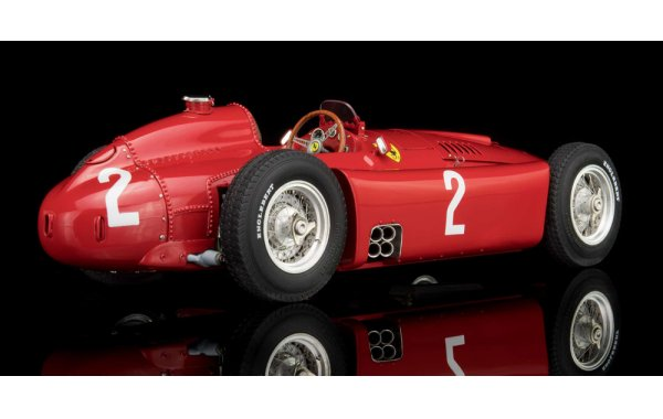 Bild 3 - Ferrari D50 Long Nose 1956 GP Deutschland Collins