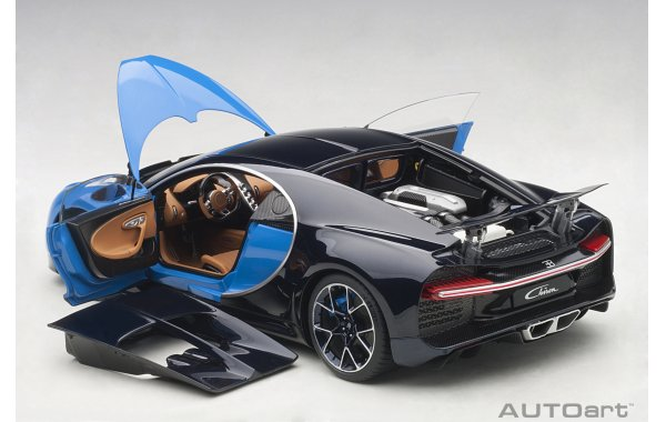 Bild 8 - Bugatti Chiron 2017 french racing blue