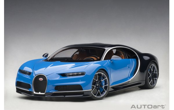 Bild 9 - Bugatti Chiron 2017 french racing blue