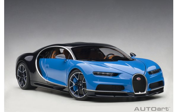 Bild 10 - Bugatti Chiron 2017 french racing blue