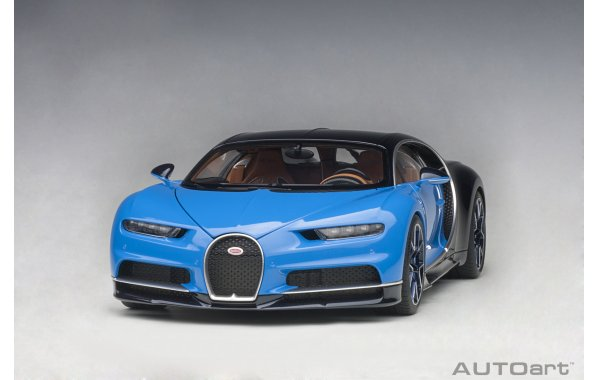 Bild 11 - Bugatti Chiron 2017 french racing blue
