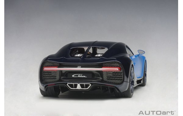 Bild 12 - Bugatti Chiron 2017 french racing blue