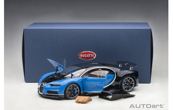 Bild 13 - Bugatti Chiron 2017 french racing blue