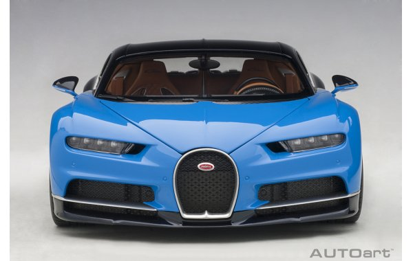 Bild 14 - Bugatti Chiron 2017 french racing blue