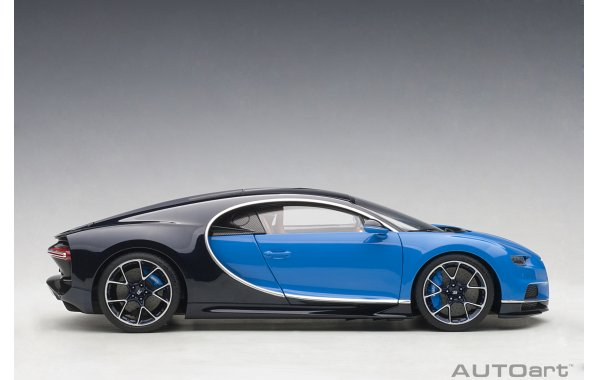 Bild 15 - Bugatti Chiron 2017 french racing blue