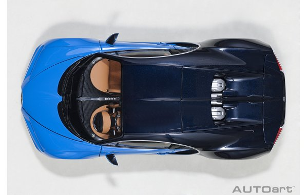 Bild 17 - Bugatti Chiron 2017 french racing blue