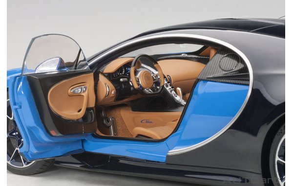 Bild 18 - Bugatti Chiron 2017 french racing blue