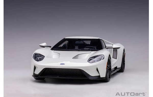 Bild 6 - Ford GT 2017 Frozen White