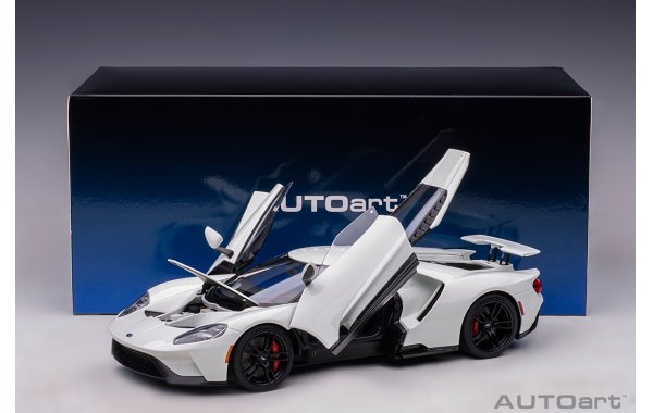 Bild 9 - Ford GT 2017 Frozen White