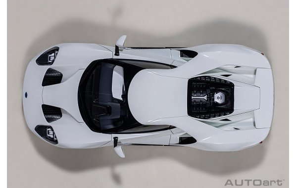 Bild 17 - Ford GT 2017 Frozen White