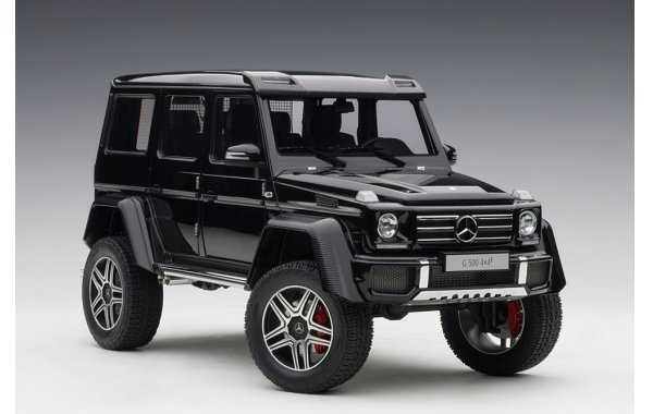 Bild 2 - Mercedes Benz G500 4x4 2016 Autoart Model