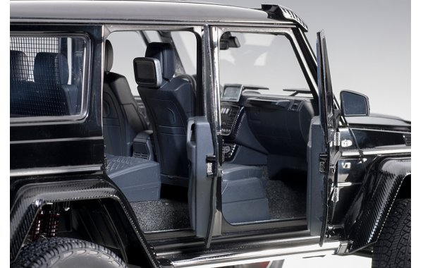Bild 4 - Mercedes Benz G500 4x4 2016 Autoart Model