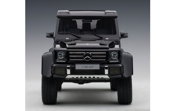 Bild 7 - Mercedes Benz G500 4x4 2016 Autoart Model