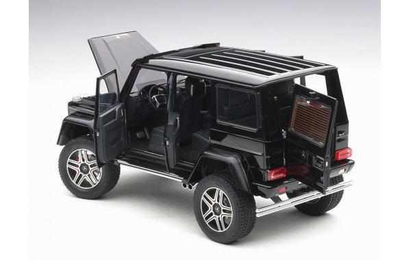 Bild 8 - Mercedes Benz G500 4x4 2016 Autoart Model