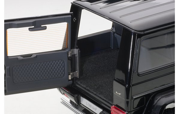 Bild 9 - Mercedes Benz G500 4x4 2016 Autoart Model