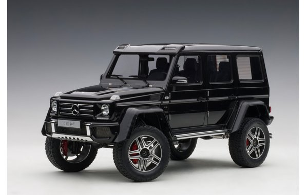 Bild 13 - Mercedes Benz G500 4x4 2016 Autoart Model
