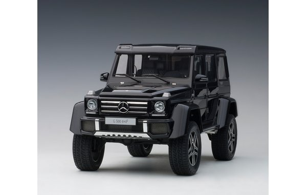 Bild 14 - Mercedes Benz G500 4x4 2016 Autoart Model