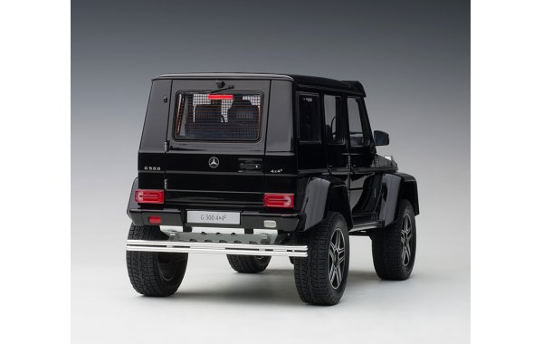 Bild 15 - Mercedes Benz G500 4x4 2016 Autoart Model