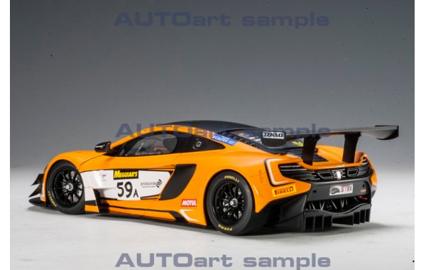 Bild 3 - McLaren 650S GT3 Bathurst 12 Hour Winner 2016