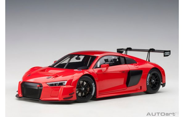 Bild 5 - Audi R8 Lms Plain Color Version