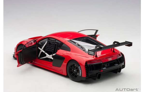 Bild 6 - Audi R8 Lms Plain Color Version