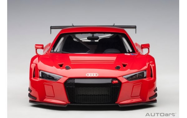 Bild 9 - Audi R8 Lms Plain Color Version