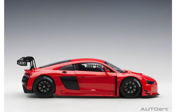 Bild 10 - Audi R8 Lms Plain Color Version