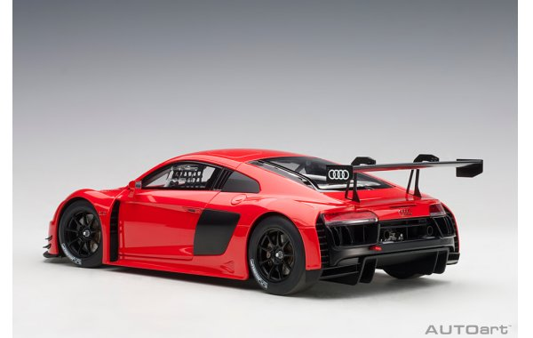 Bild 12 - Audi R8 Lms Plain Color Version
