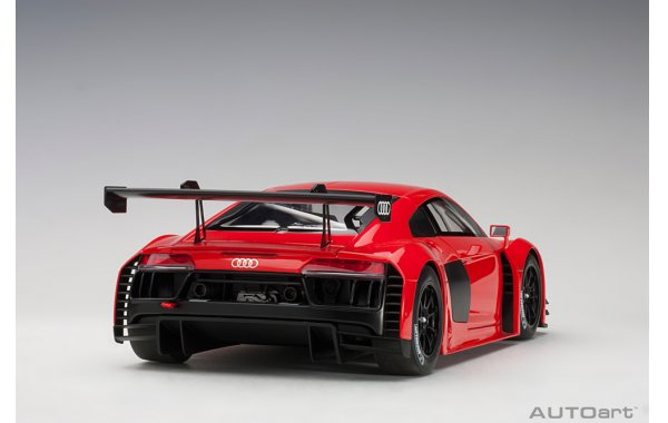 Bild 13 - Audi R8 Lms Plain Color Version